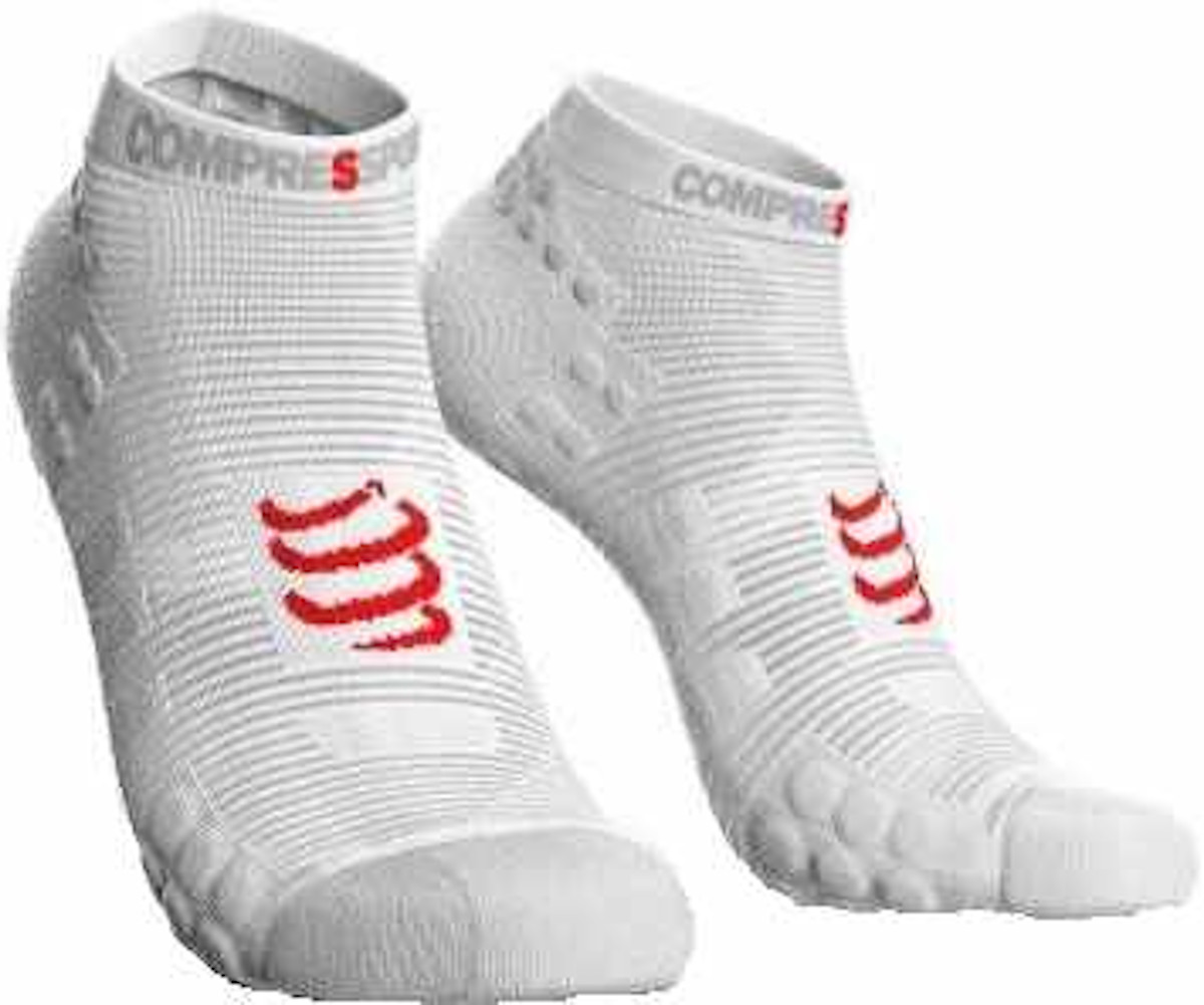 Calcetines Compressport Pro Racing Socks V3 Run Low
