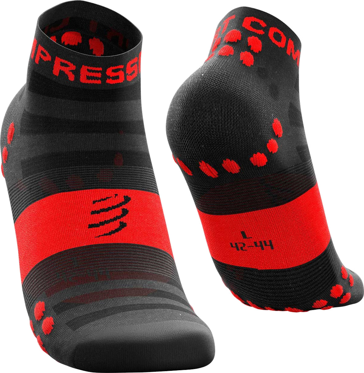Calcetines Compressport Pro Racing Socks V3 Ultralight Run Low