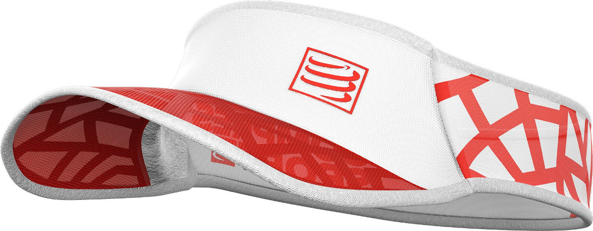 Visera Compressport Spiderweb Ultralight Visor