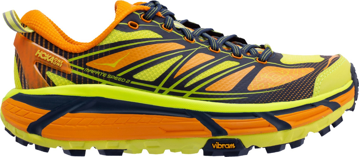 Zapatillas para trail Hoka One One HOKA Mafate Speed 2