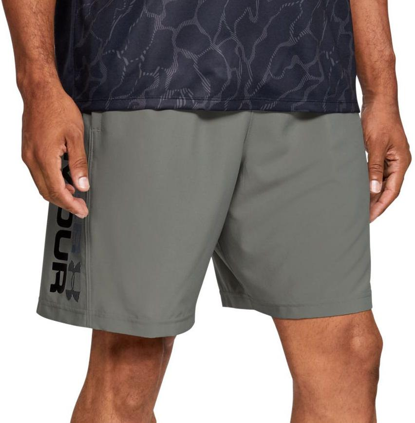 Pantalón corto Under Armour UA Woven Wordmark Shorts