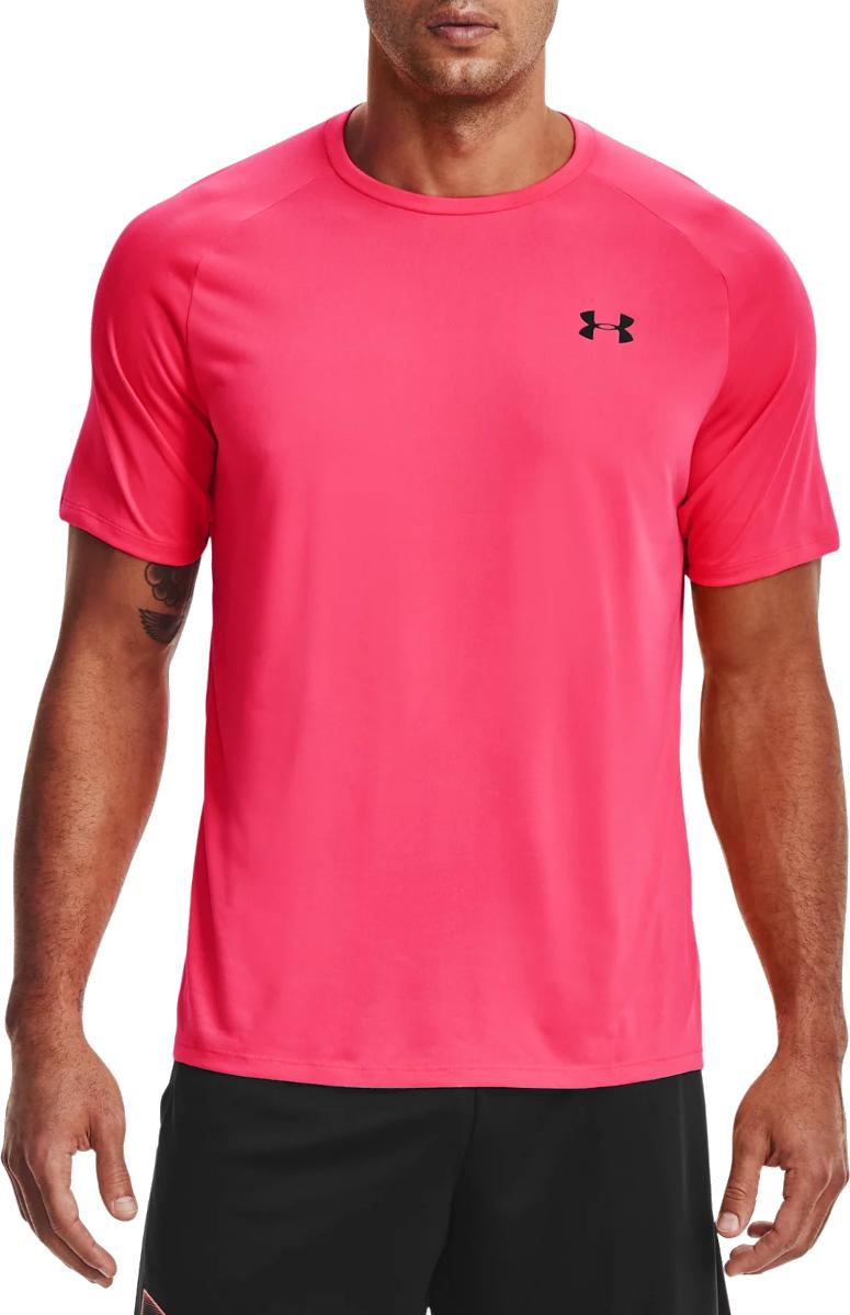 Camiseta Under Armour UA Tech 2.0 SS Tee-PNK