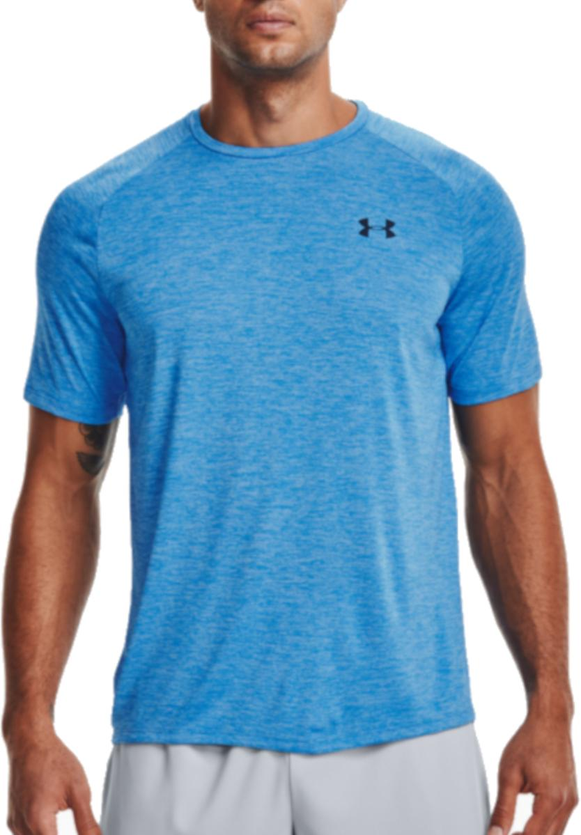 Camiseta Under Armour UA Tech 2.0 SS Tee-BLU