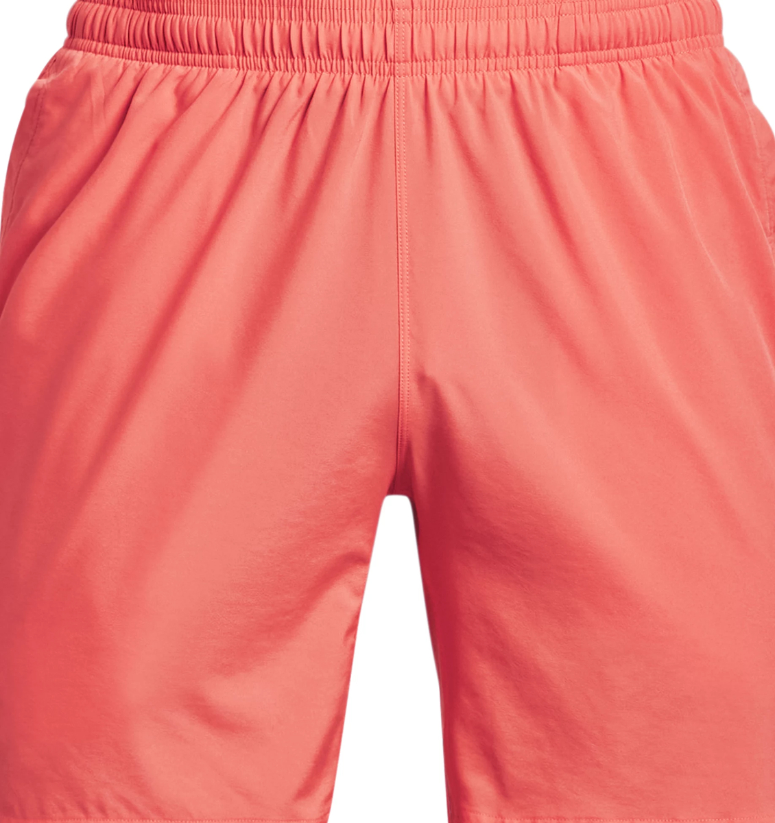 Pantalón corto Under Armour UA SPEED STRIDE 7 RUN SHORT-RED