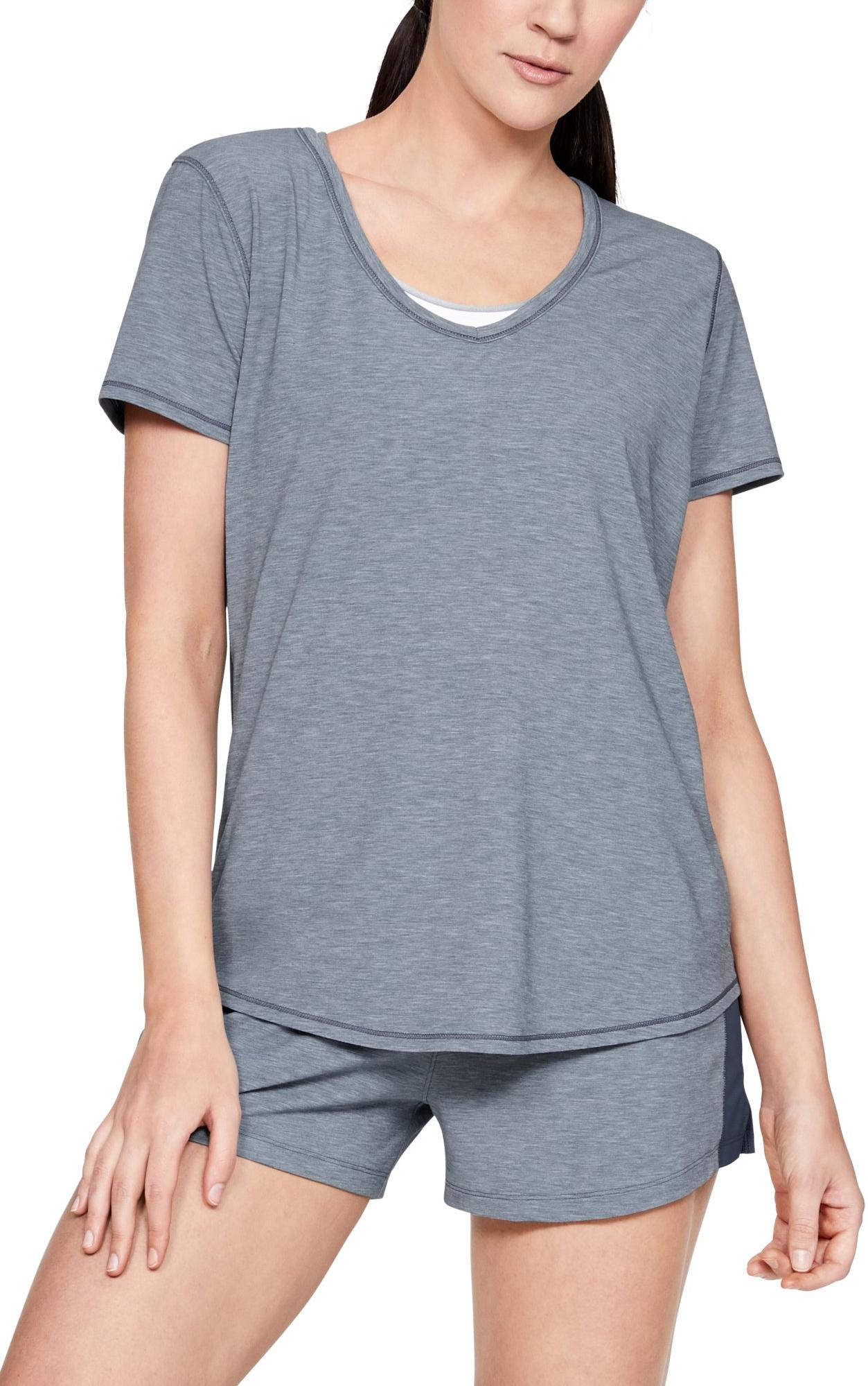 Camiseta Under Armour Recovery Sleepwear SS