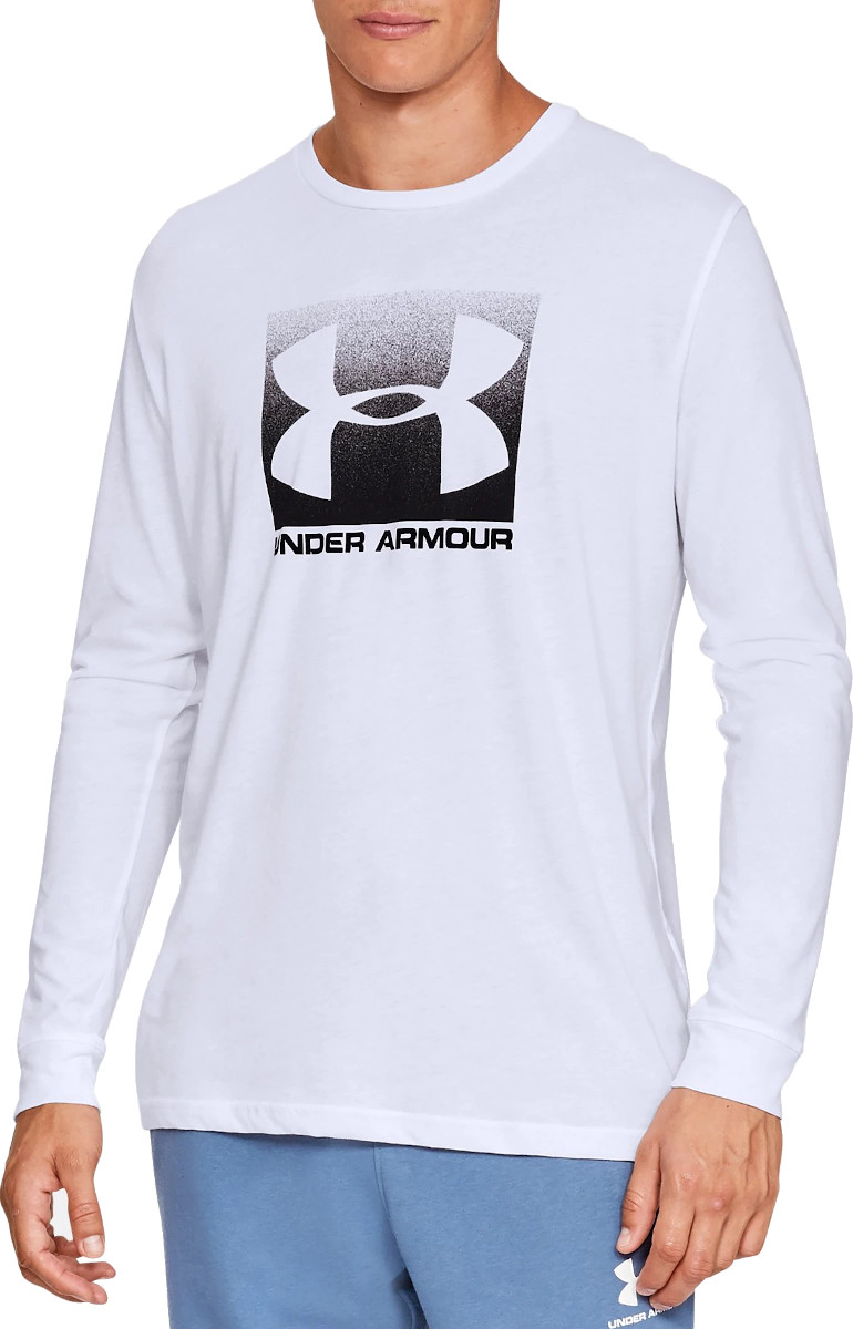 Camiseta de manga larga Under Armour UA BOXED SPORTSTYLE LS