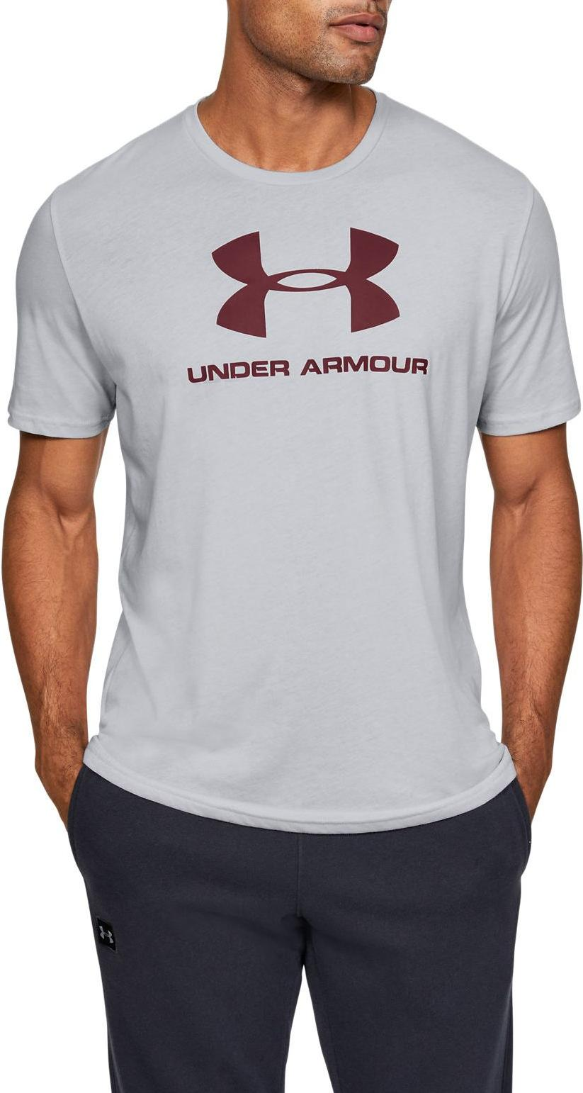 Camiseta Under Armour UA SPORTSTYLE LOGO SS
