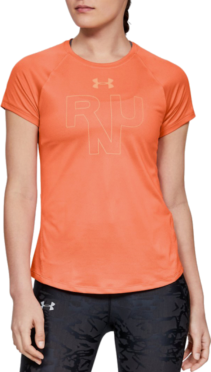 Camiseta Under Armour UA Qualifier RUN Short Sleeve