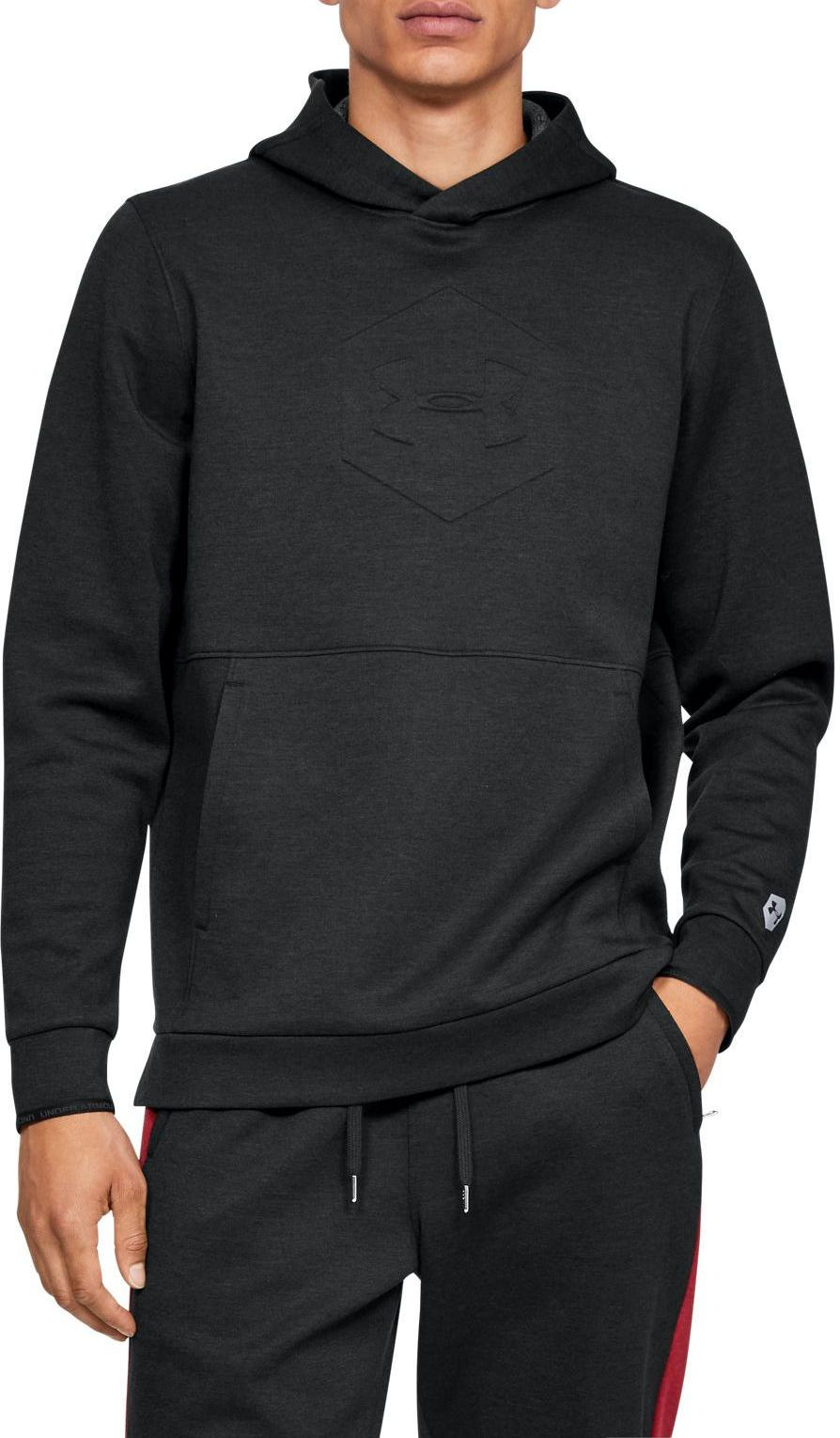 Sudadera con capucha Under Armour Athlete Recovery Fleece Graphic Hoodie