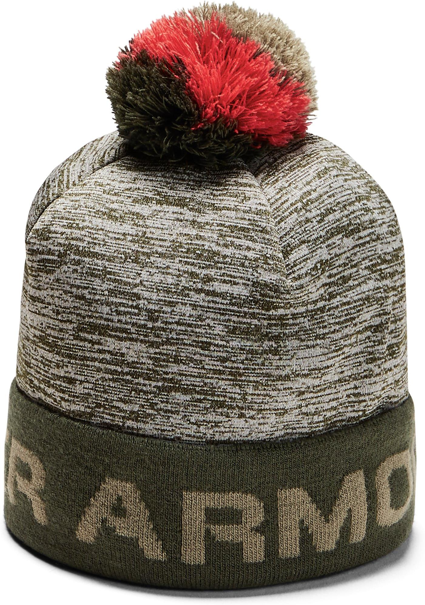 Gorro Under Armour Boy's Gametime Pom Beanie
