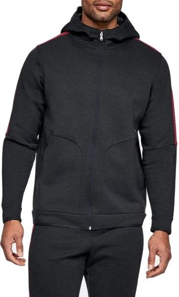 Sudadera con capucha Under Armour Athlete Recovery Fleece Full Zip