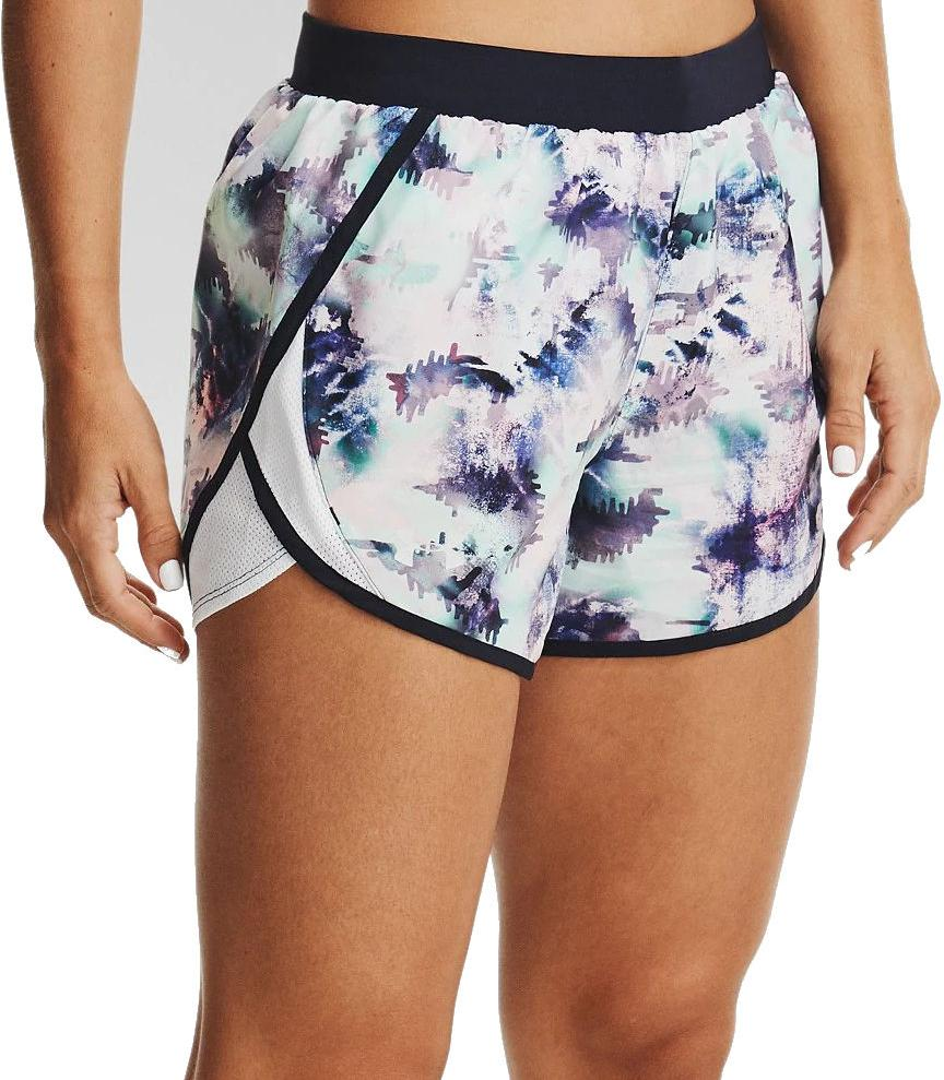 Pantalón corto Under Armour W UA Fly By 2.0 Printed Short